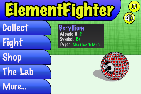 Screenshot ElementFighter HD