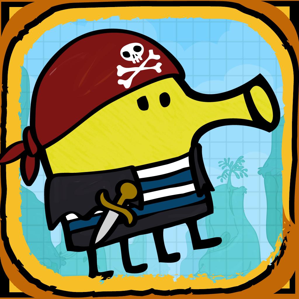 Doodle jump app logo get the doodle jump aso